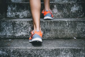 January - New Year's Resolutions For Healthier, Stronger Feet